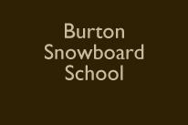 スノーボードスクール