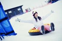 雪遊び「スノーランド」